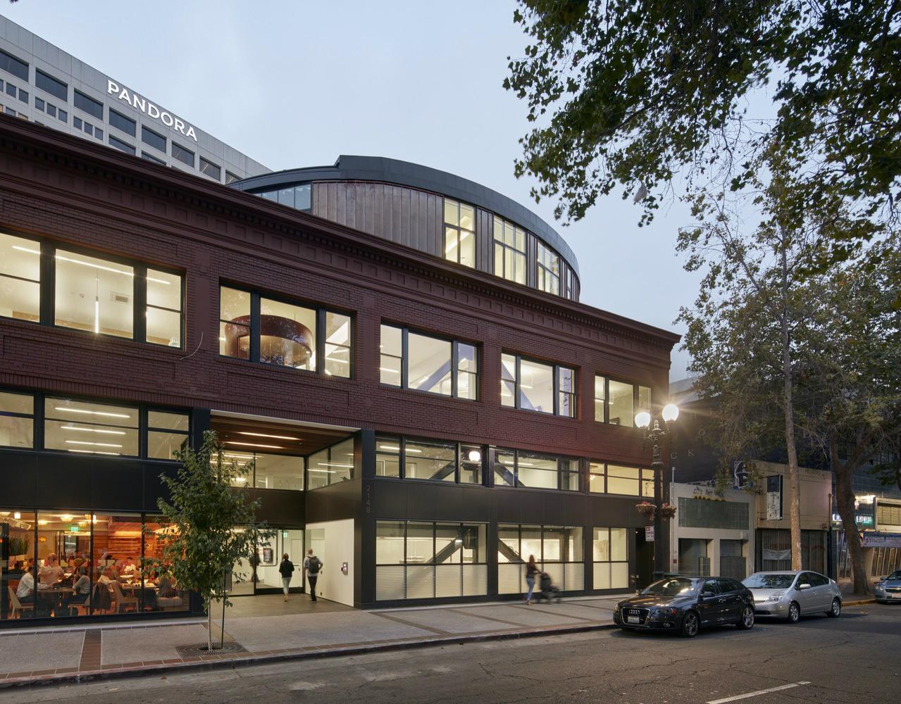 信息技术公司办公室设计:美国卡普尔中心