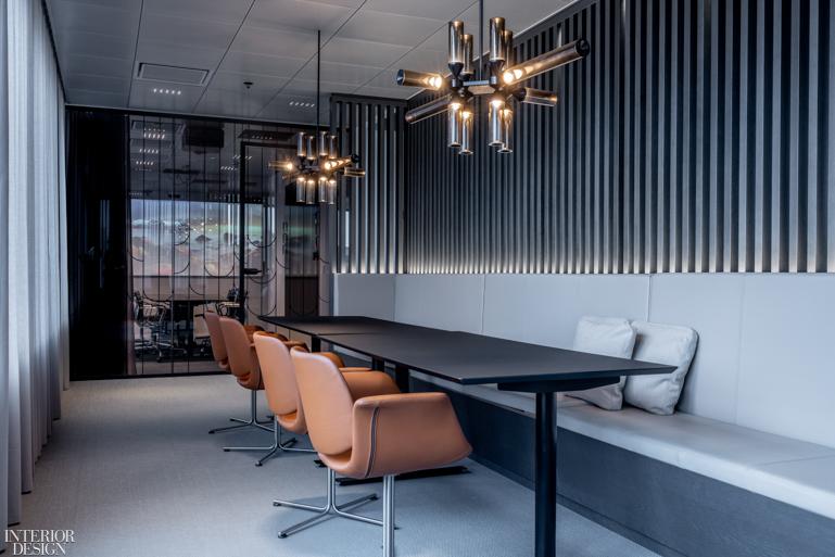 石油公司办公室设计:挪威阿克英国数字化公司