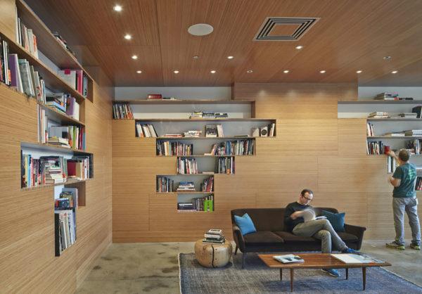 广告公司总部办公室设计:美国Wieden+Kennedy NY