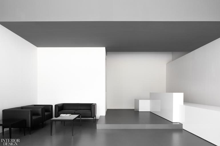 服装品牌公司办公室设计:汕头现代极简风格办公室