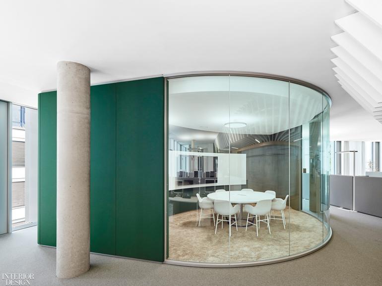 汽车公司集团办公室设计:德国罗伯特·博世汽车