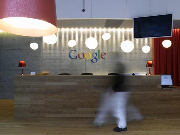 瑞士互联网公司谷歌工程中心办公室设计案例分享