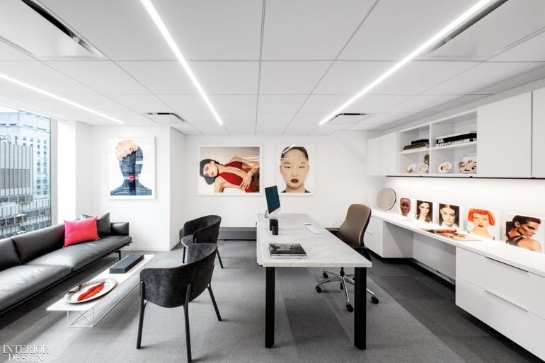 护肤品公司办公室设计:资生堂美洲总部