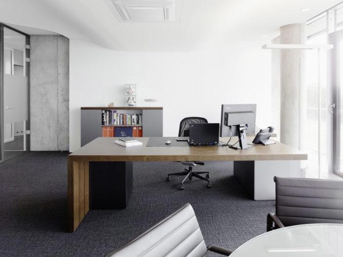 简约风格办公室设计:德国国际广告公司Innocean总部