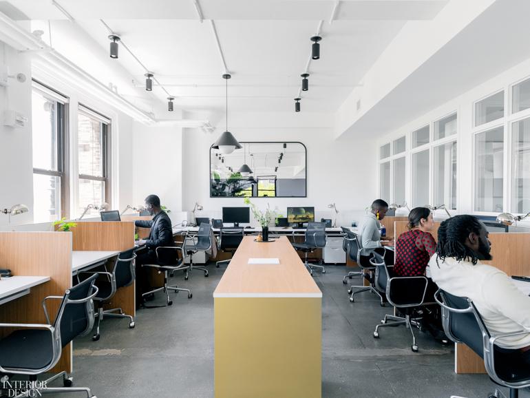 法务教育培训办公室设计:纽约非营利组织