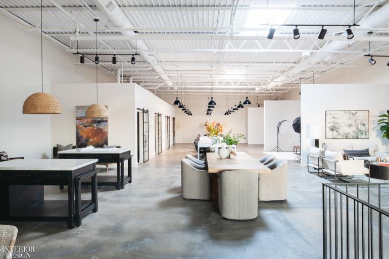 互联网家具公司总部办公室设计:哥伦比亚在线家具零售商