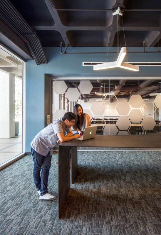 大学教师办公室设计:美国加州大学圣地亚哥分校