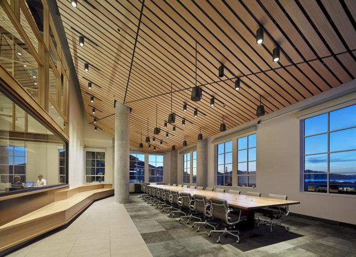 美国旧金山创投金融公司办公室设计案例