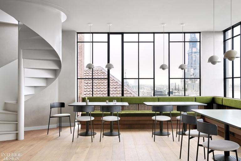 新古典风格办公室设计:服装时尚之王总部