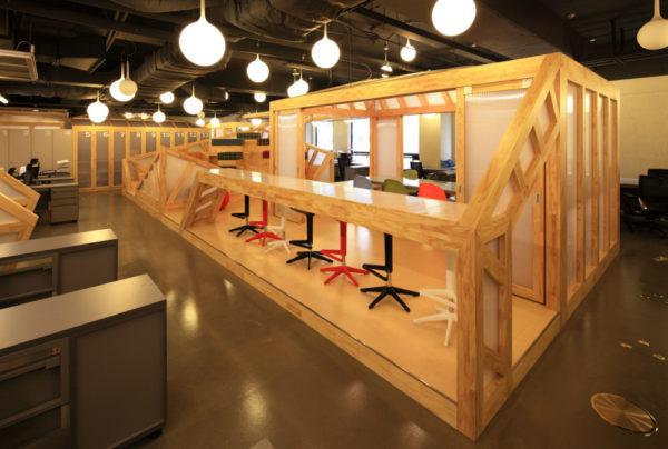 创意办公园设计:韩国互联网公司