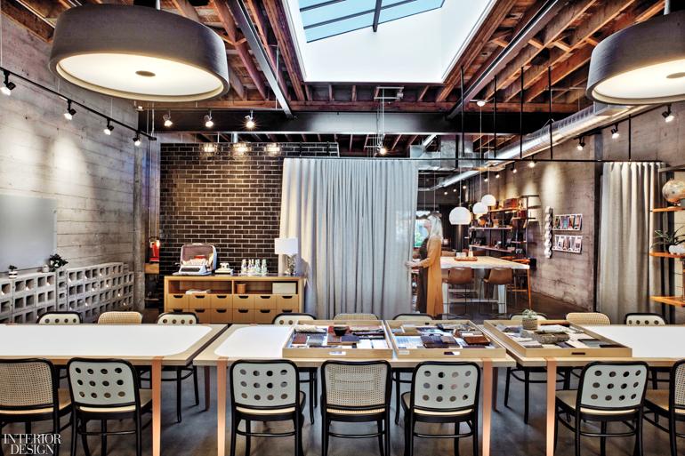 建筑设计公司办公室设计:西雅图厂房改装案例
