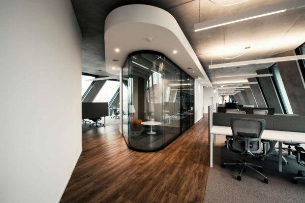 软件公司办公室设计:意大利微软之家