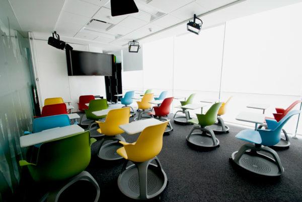 现代简约风格总部办公室设计:墨西哥谷歌公司
