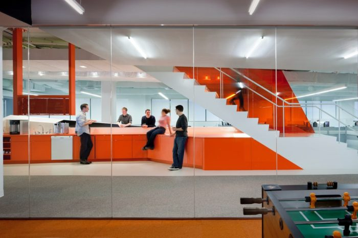 kayak.com互联网公司办公室设计分享