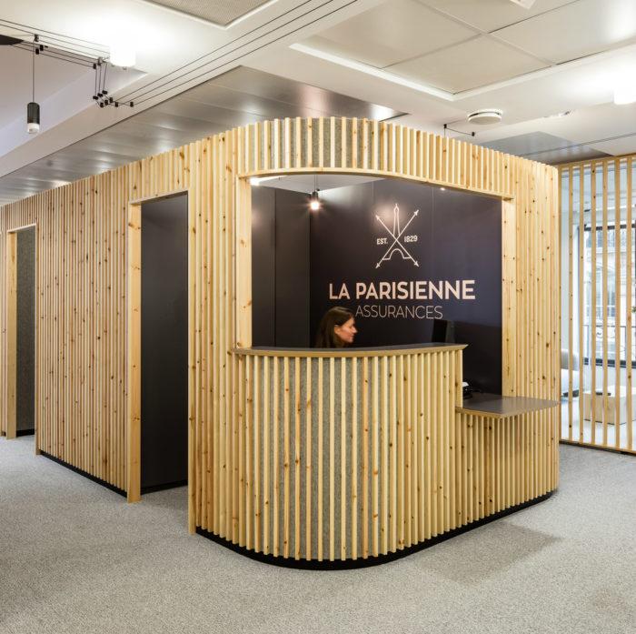 法国巴黎最古老的保险公司总部办公室设计分享