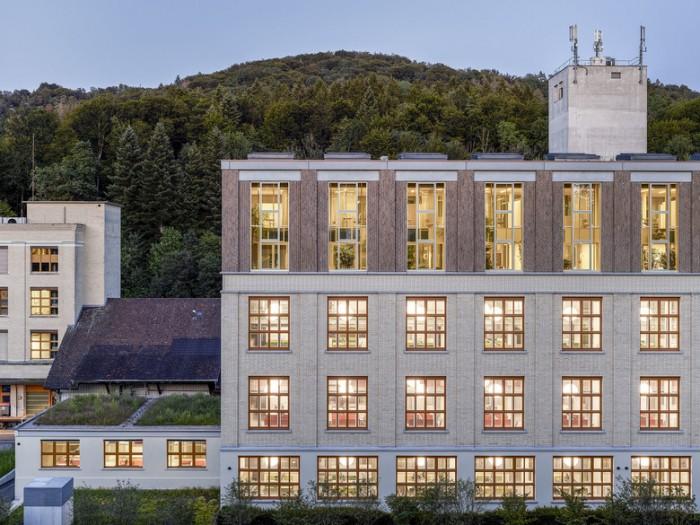 环保科技企业总部办公大楼设计案例分享
