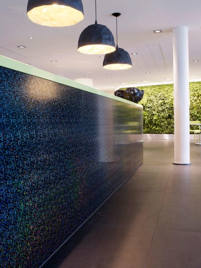 太阳能发电公司办公室设计效果图分享
