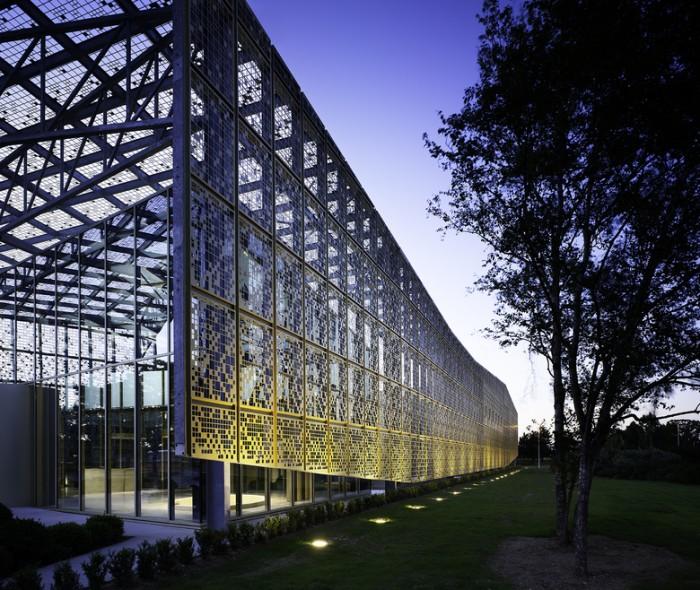 新材料公司总部办公大楼设计:Piper & Charles 总部