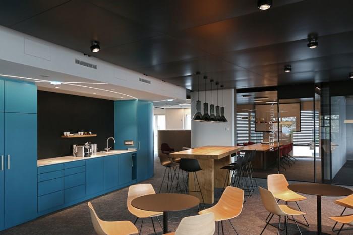 众创空间办公室设计案例分享