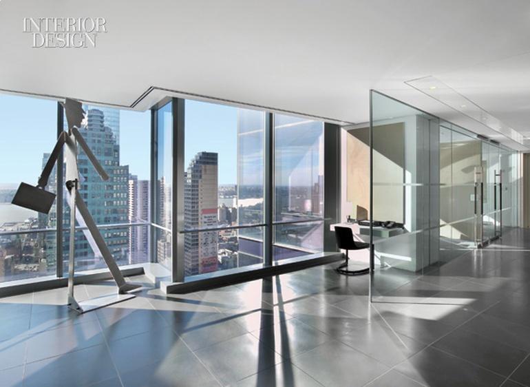 法律公司办公室设计:纽约普罗斯考尔财力惊人