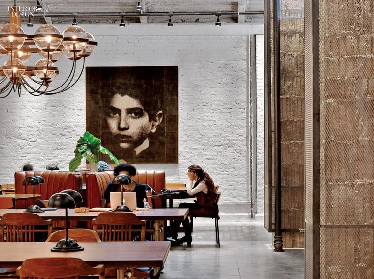 酒店管理公司办公室设计:纽约洛克威尔集团