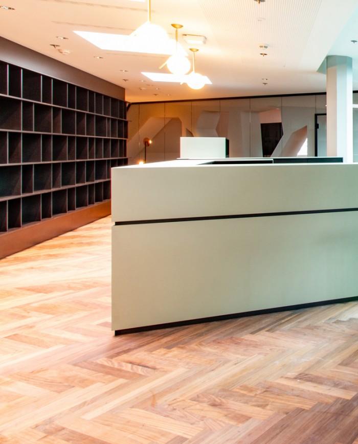 律师事务所办公室设计效果图分享