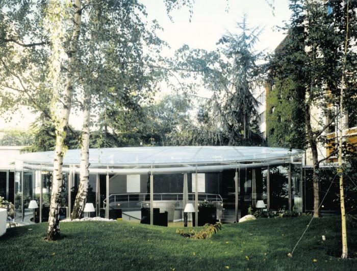 园林式办公室设计效果图分享
