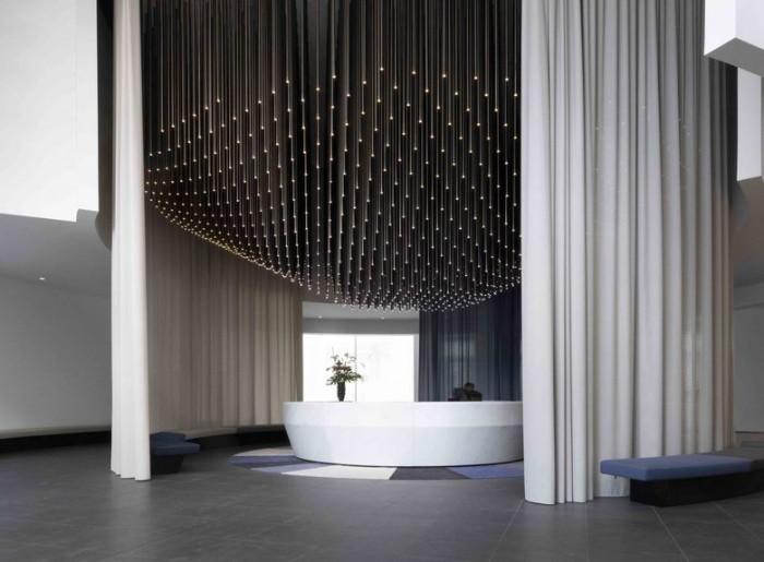 后现代奢华风办公室设计:奥斯卡媒体公司