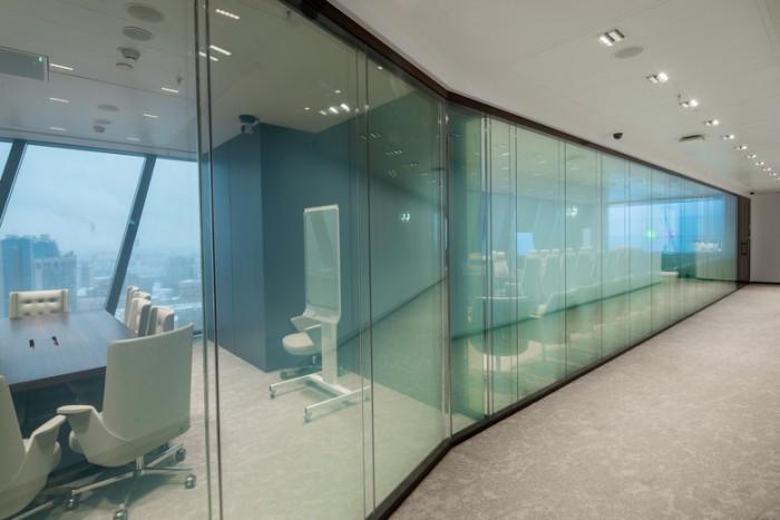 投融资公司总部办公室设计效果图