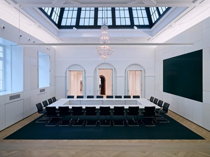 北欧轻奢风格办公室设计:法律事务所公司Noerr LLP