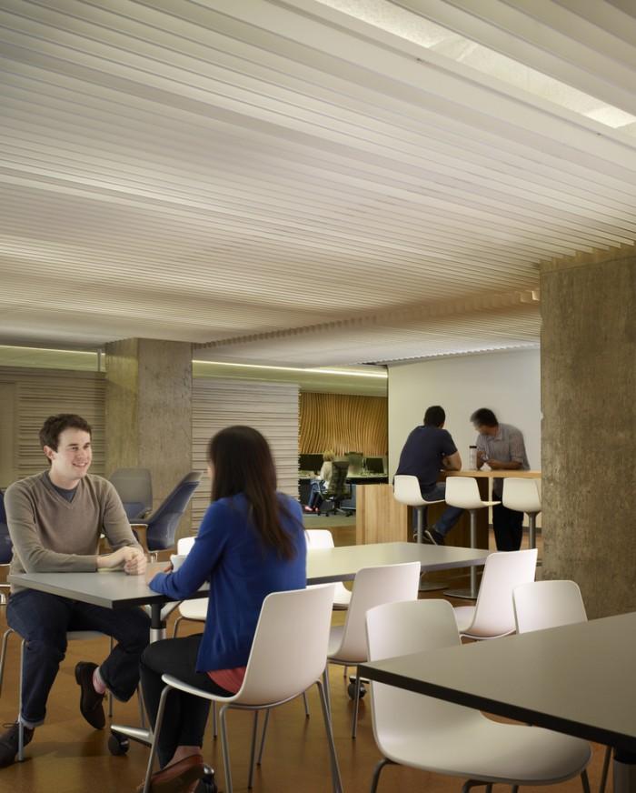 科技金融公司办公室设计:美国Enova
