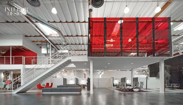 现代工业风格办公室设计:极限运动福克斯