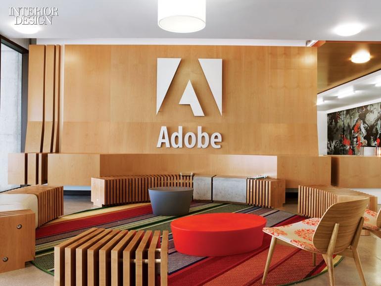 硅谷风格办公室设计:美国加州网络分析公司
