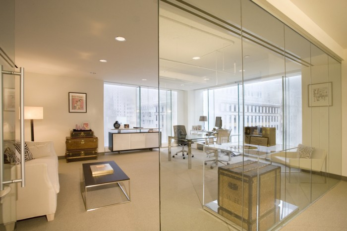 纽约路易威登设计办公室空间设计效果图