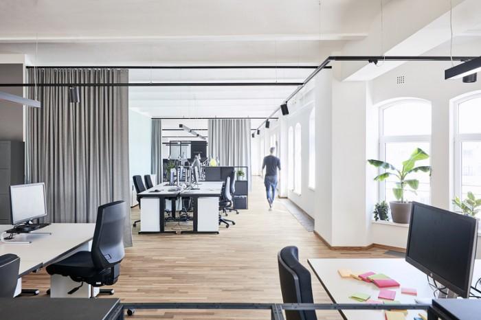 数字经济公司办公室设计:德国柏林etventure