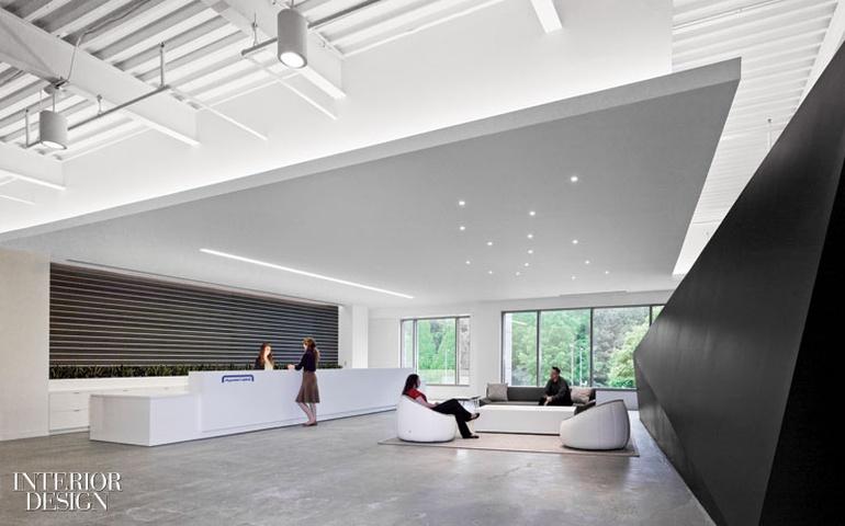 资本管理投资公司办公室设计:现代汽车金融总部
