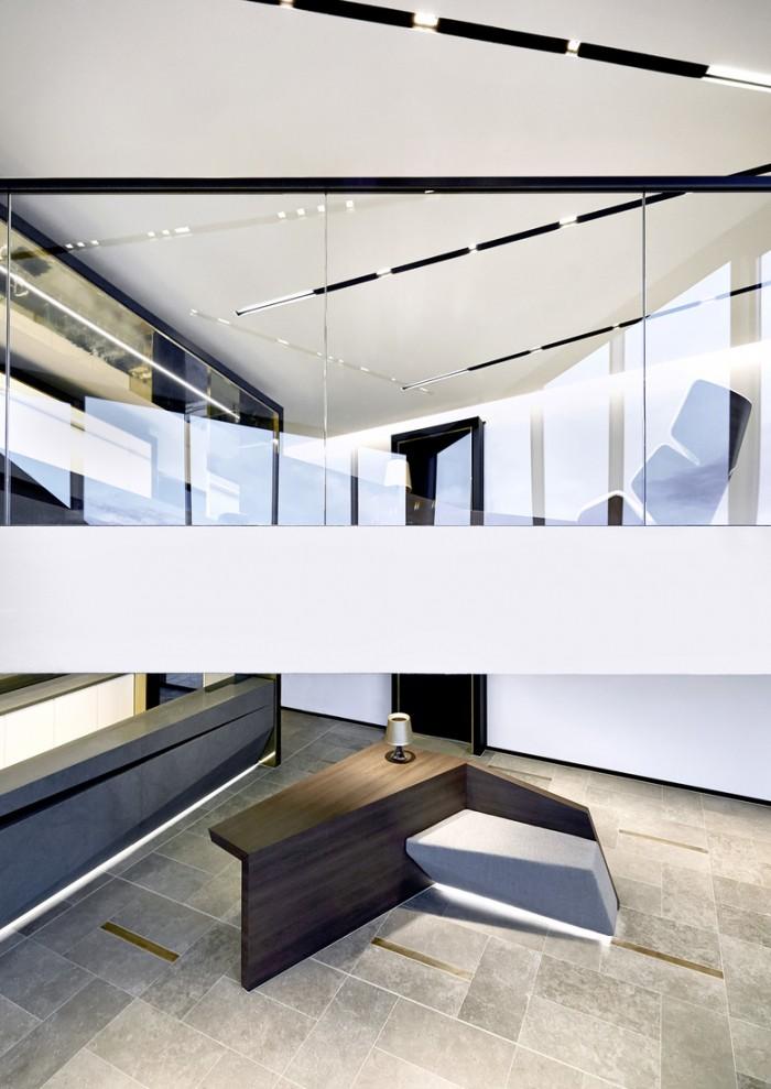 风投公司集团办公室设计效果图