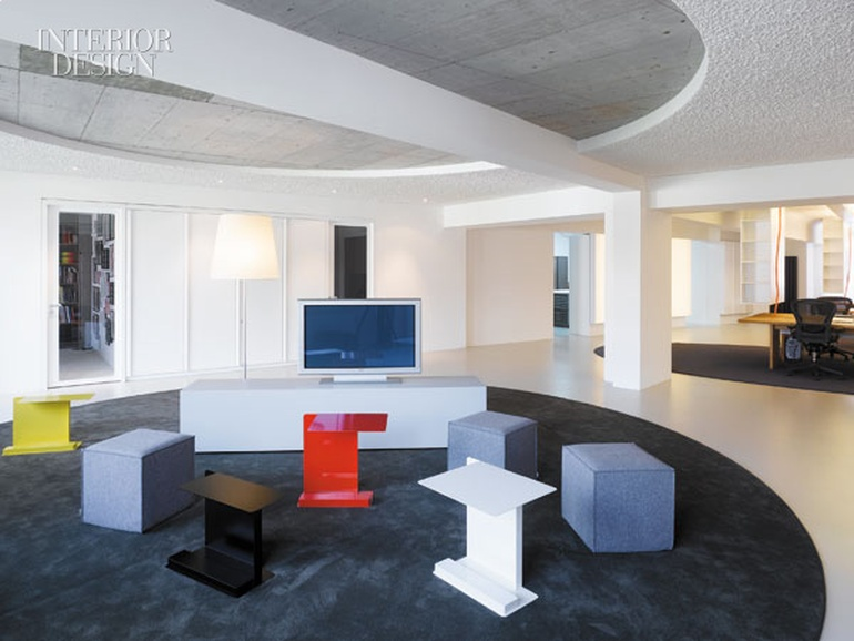房产经纪公司总部办公室设计案例
