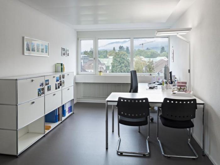 企业管理咨询公司办公室设计现代风格效果图