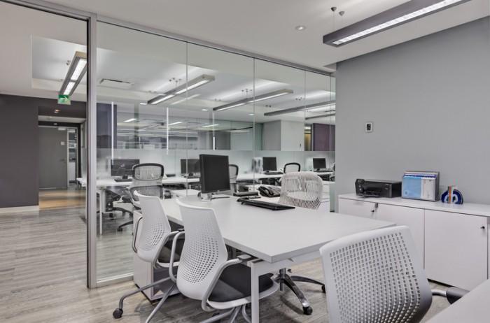 化工公司办公室设计效果图:墨西哥CRODA