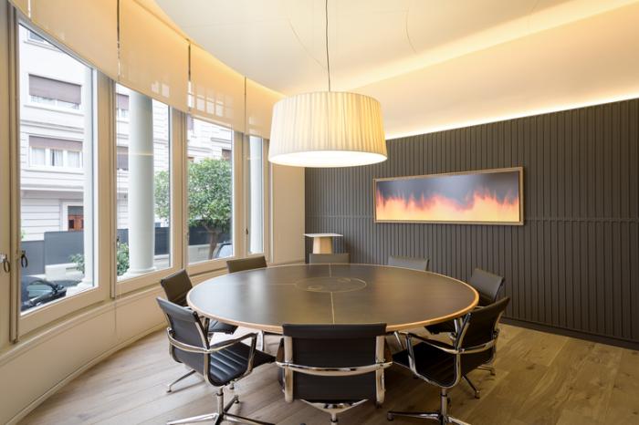 巴塞罗那风险资本公司办公室设计效果图分享