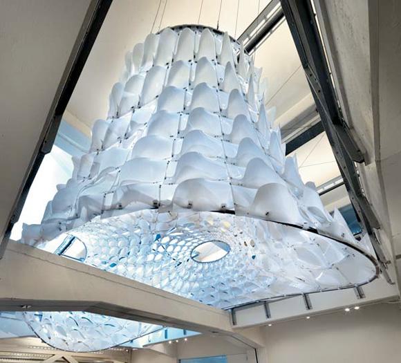 研究院办公室设计:旧金山加州艺术学院