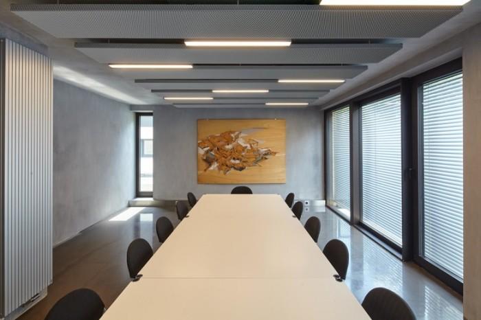 芯片公司办公室设计效果图片