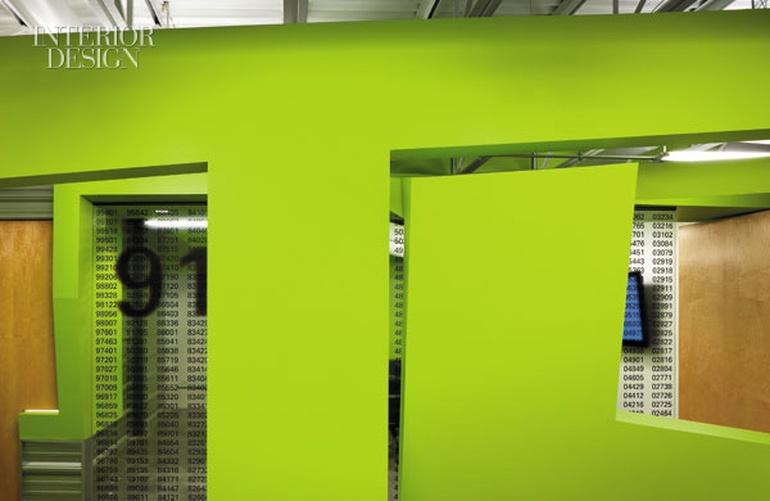 数据公司总部办公室设计:美国互联网公司