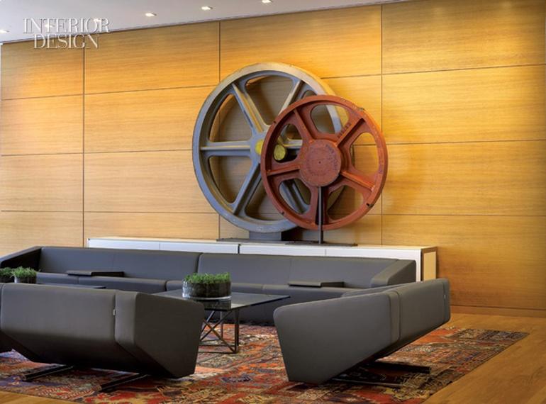 金融公司总部办公室设计:纽约世贸中心7号