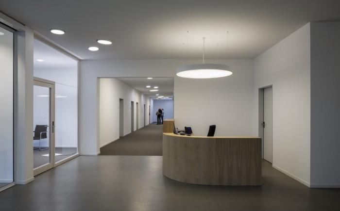 医药公司总部办公室设计:库尔德斯坦Schleswig