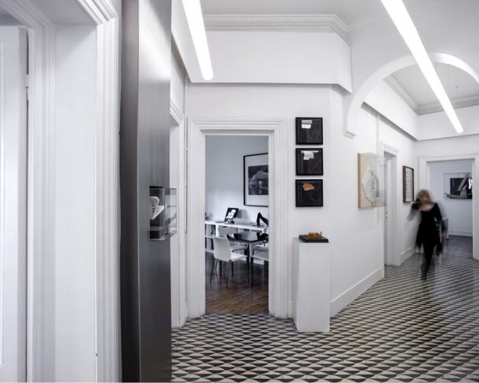 知名建筑设计公司办公室设计效果图