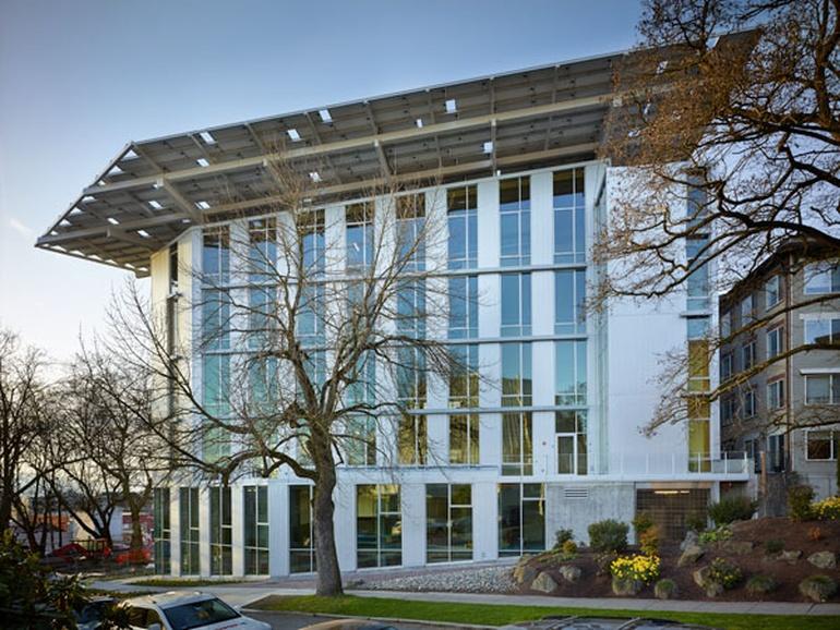 西雅图布利特中心:世界上最绿色的办公楼设计