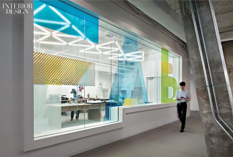 玻璃房子创意风格办公室设计:华盛顿詹斯勒公司