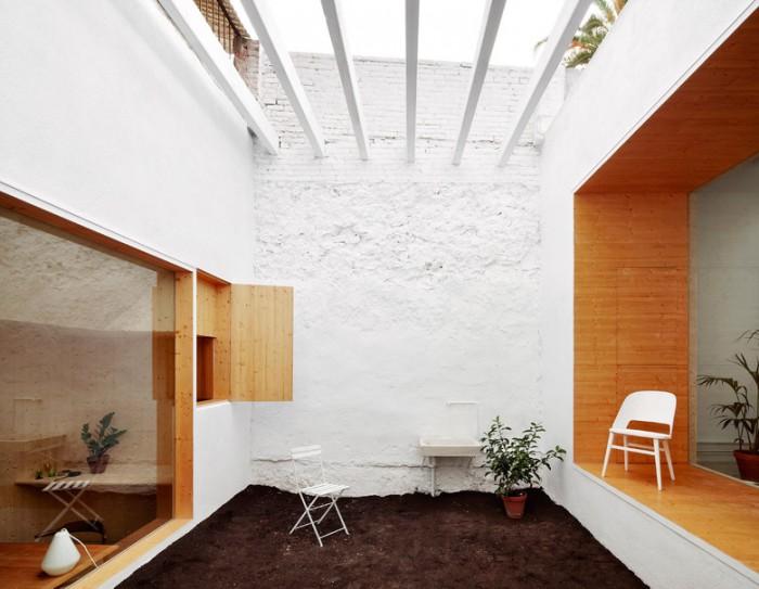 艺术设计师工作室空间设计效果图